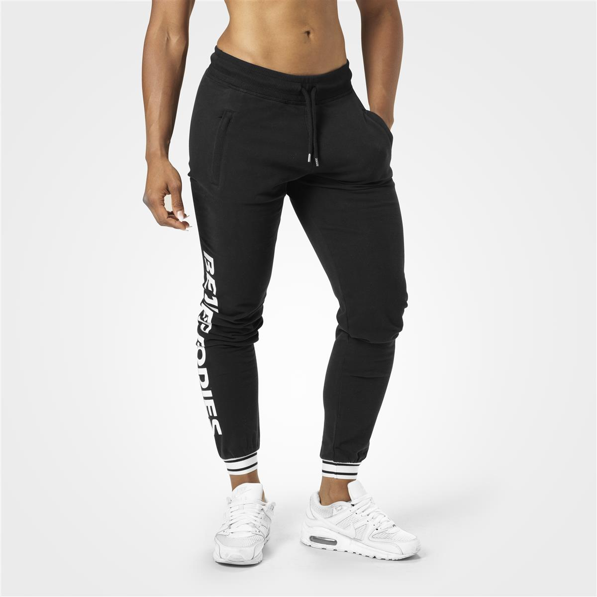 Madison Sweat Pants, Black