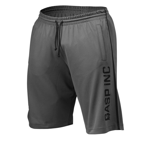 No.89 Mesh Shorts, Grey