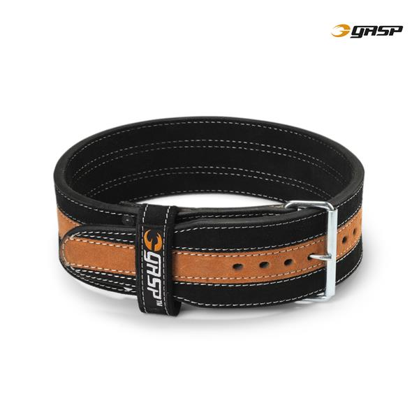 GASP power belt, black/flame