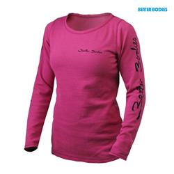 Womens thermal l/s, Hot pink