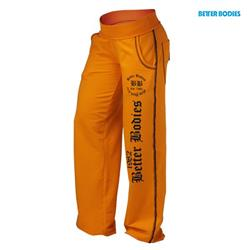 Stylish soft pant, Bright orange