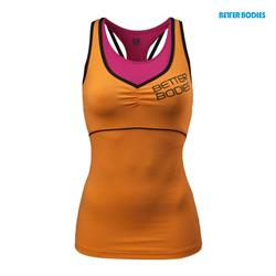 2-layer logo top, Bright orange