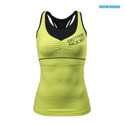 2-layer logo top, Lime