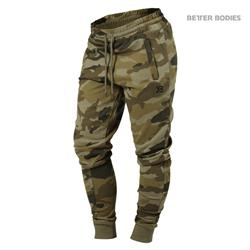 Jogger Sweat Pants, Dark green camo