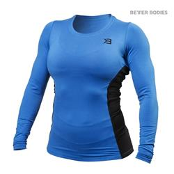 Performance Shape LS, Bright blue