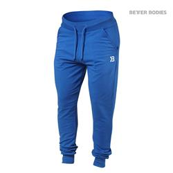 Soft Tapered Pants, Bright blue