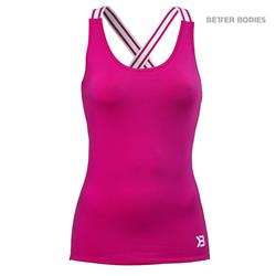 Performance Shape Top, Hot pink
