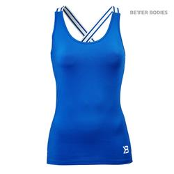 Performance Shape Top, Strong blue