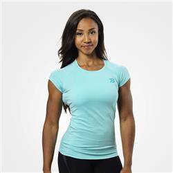 Performance Cut Tee, Light aqua