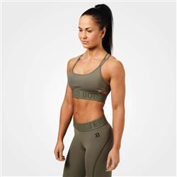 Astoria Sports Bra, Wash green