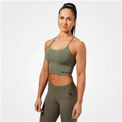 Astoria Seamless Bra, Wash green