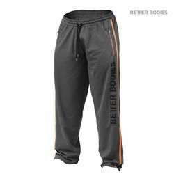 Classic Mesh Pant, Grey/orange