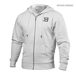 Jersey Hoodie, White
