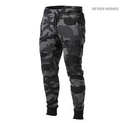 Tapered Joggers, Dark camo