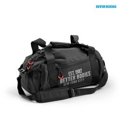BB Gym bag, Black/red