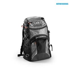 BB Backpack, Black/orange