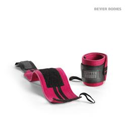 Womens wrist wraps, Hot pink
