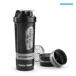BB Gym shaker 800, Black/metal