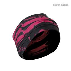 Head wrap, Black/pink