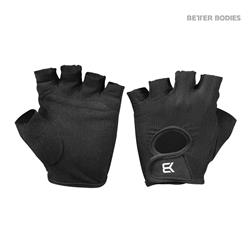 Womens Train Gloves, Black