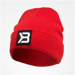 Tribeca Beanie, Bright red