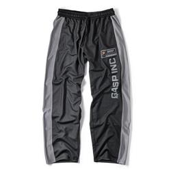 No1 Mesh pant, Black/grey