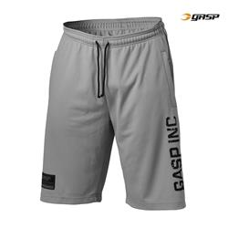 No.89 Mesh Shorts, Light grey