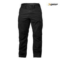 Rough Cargo Pant, Wash black