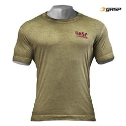 Standard Issue Tee, Military olive