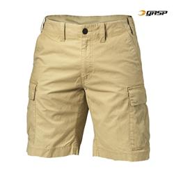 Rough Cargo Shorts, Dark sand