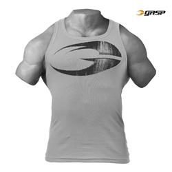 Original Ribbed Tank, Light grey
