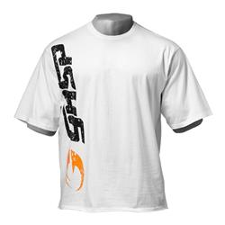 GASP Iron Tee, White