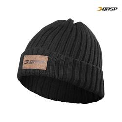 Heavy Knitted Hat, Black