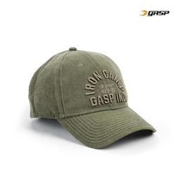 Throwback Cap, Military olive