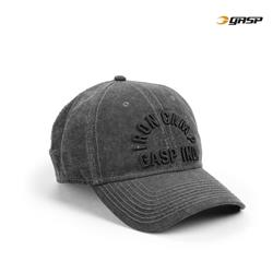 Throwback Cap, Wash black