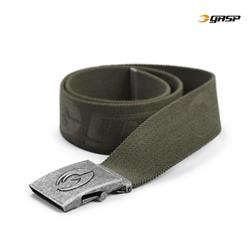 Webbing Belt, Wash green