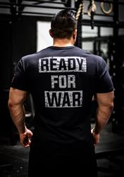 Ready4War Tee, Black