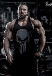 Prep Mode Stringer Tank, Black