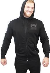 Rebel Team Hoodie, Black