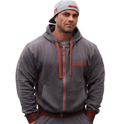Spacy Zip Hoody, Anthracite