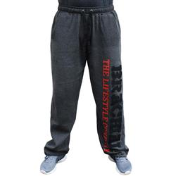 Gym Tracksuit Trousers, Darkgreymelange